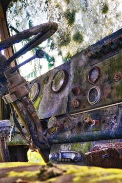 Abandoned Truck, Hawaii
