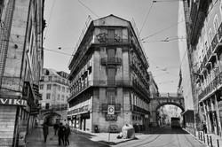 Wedged Building, Lisbon