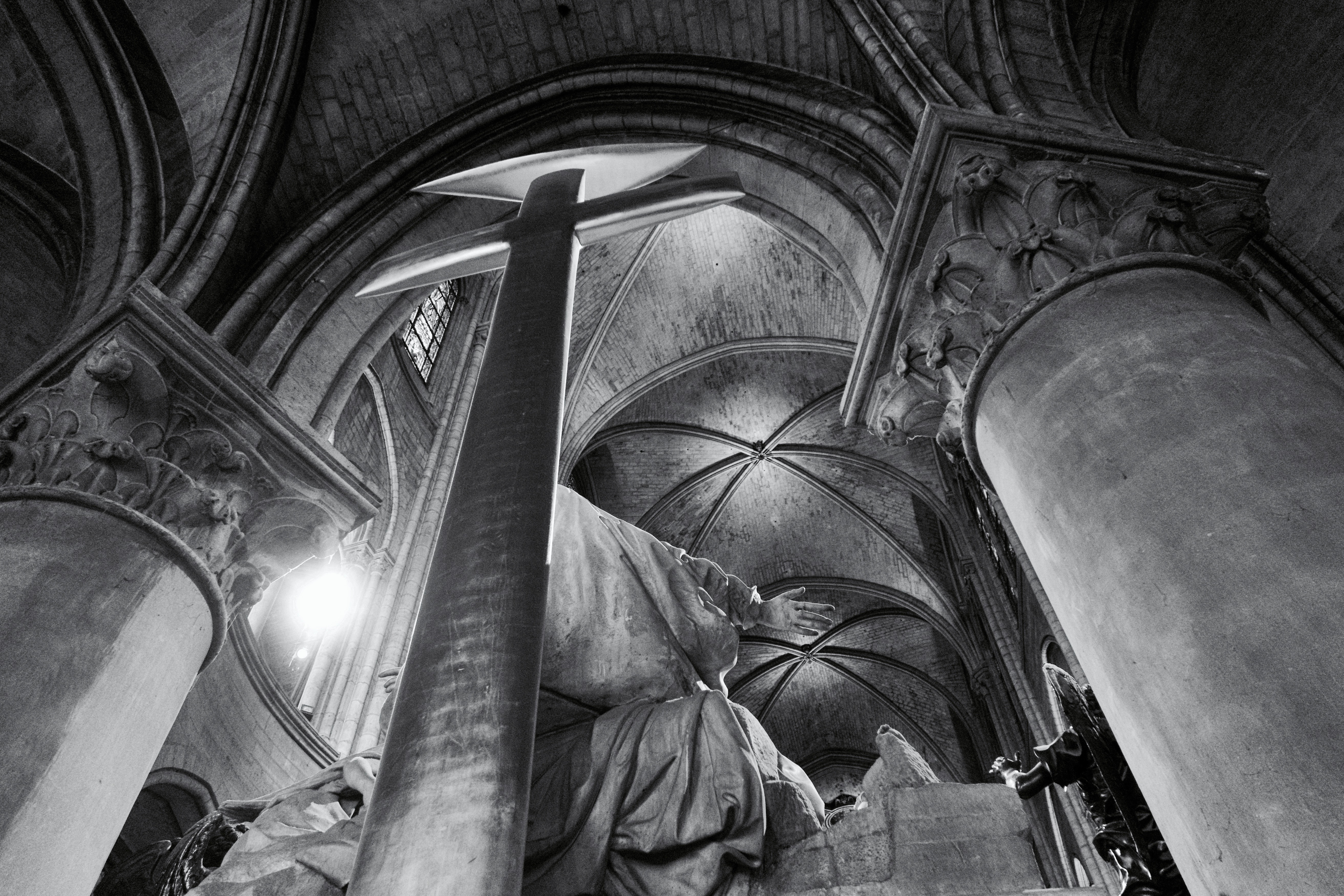 Notre-Dame Nave