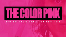 THE COLOR PINK // MOVIE POSTER