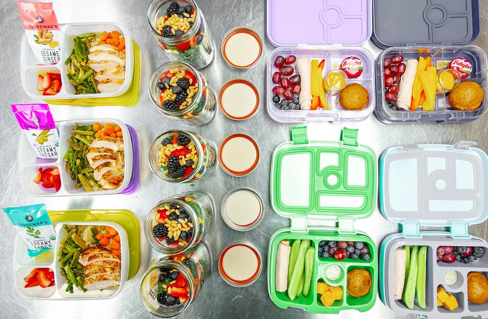 Tessemaes Meal Planning