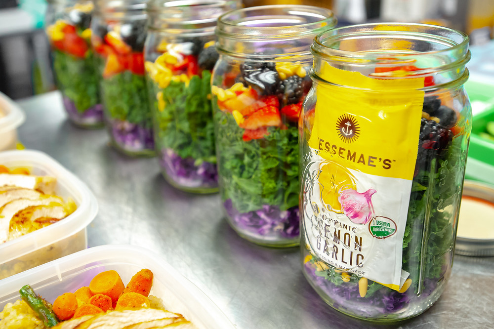 Tessemaes Salads