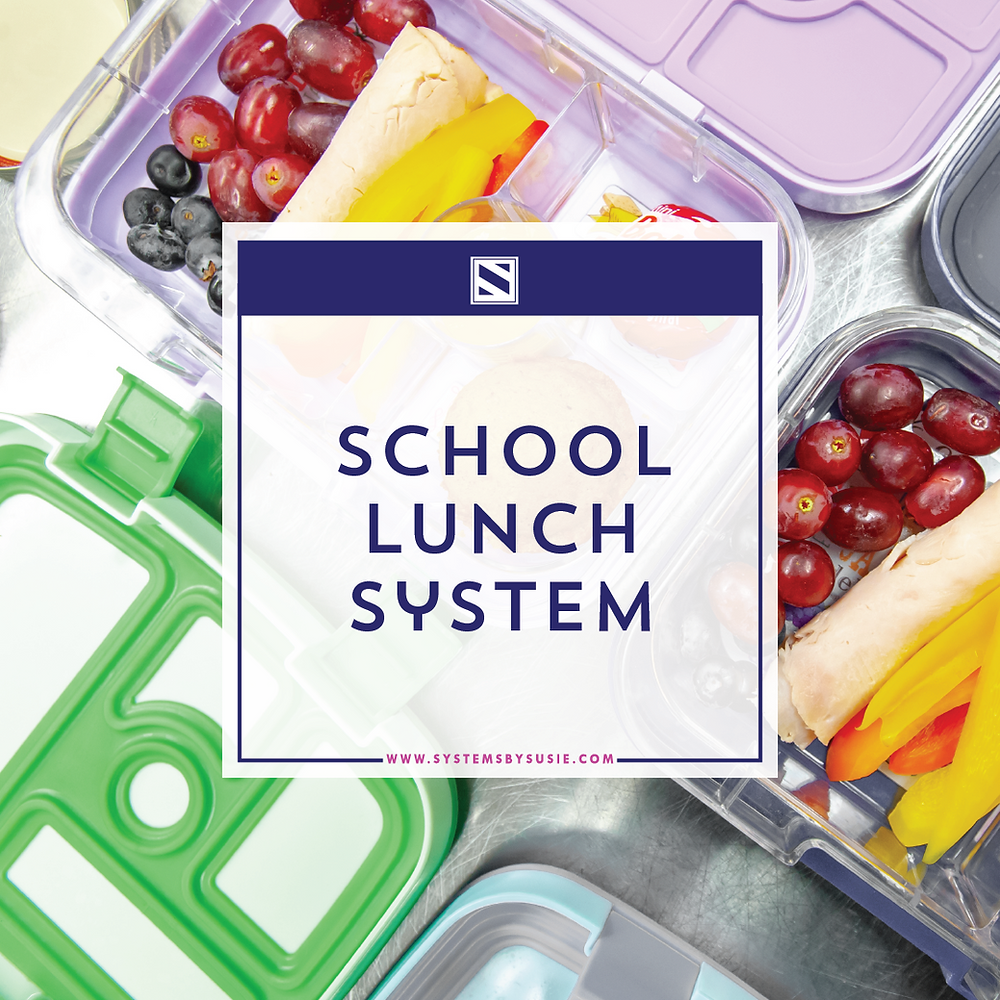 School Lunch System Image