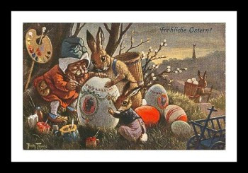 Seeds, Eggs & Hares…Oh My