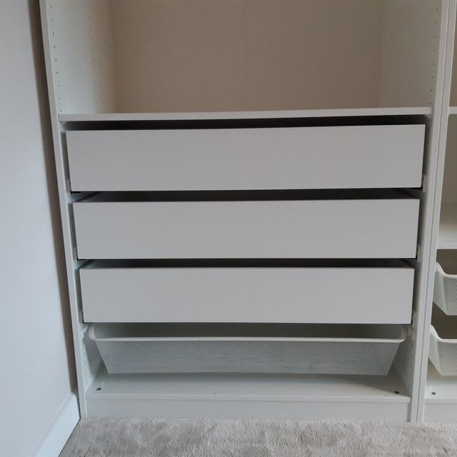Clearance! Individual IKEA white