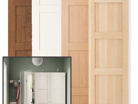 Revamp your IKEA PAX wardrobes