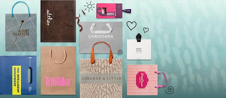 Neonpavia-Shopping bags