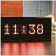 Neonpavia-Info Clock Indoor