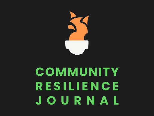 About the Community Resilience Journal
