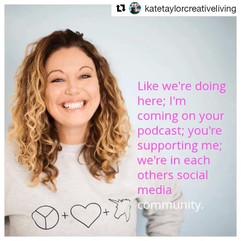 I really enjoyed chatting to _katetaylor