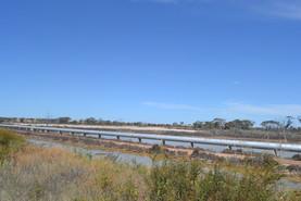 Perth to Kalgoorlie water pipeline