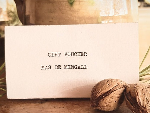 Gift Voucher - Nature Escape for 2 (1 Night)