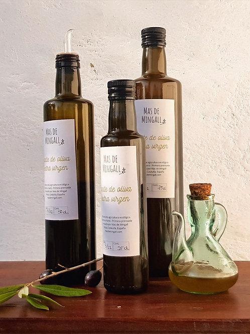 Extra Virgin Ecological Olive Oil