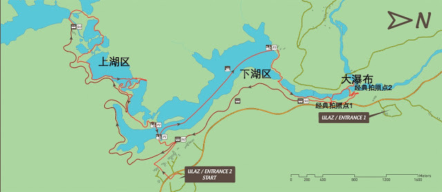 map-of-plitvice-lake