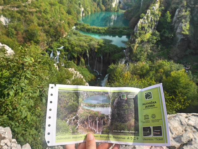 the-entrance-ticket-of-plitvice-lake