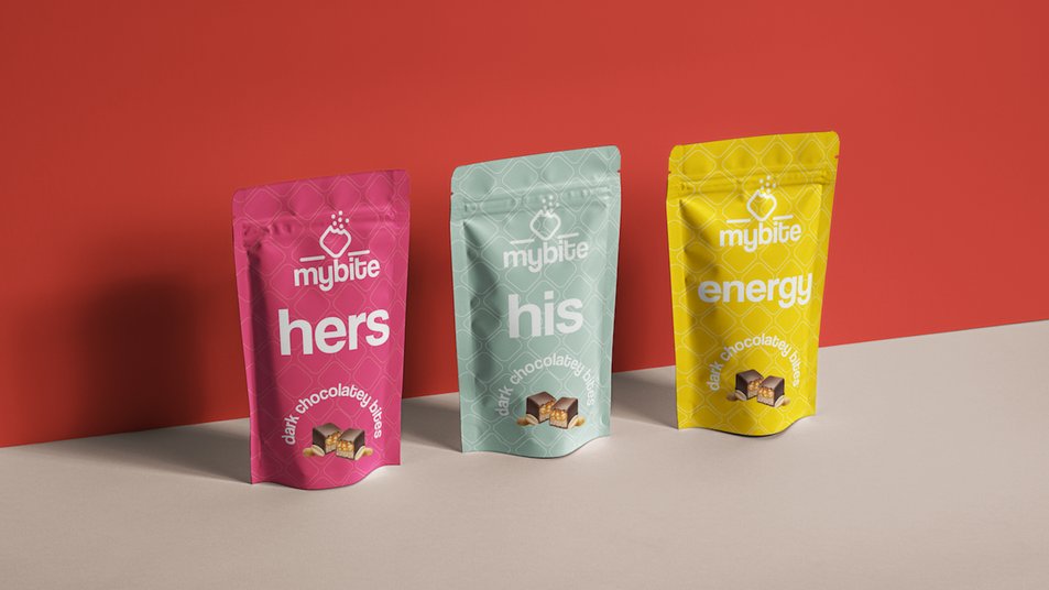 myBite Vitamins Repackaging