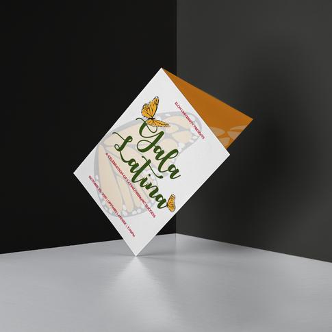 Gala Latina program