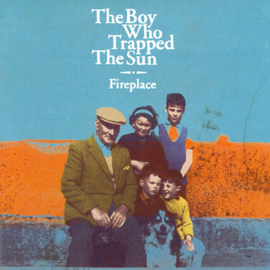 """Boy who Trapped the Sun """"Fireplace"""""""