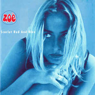"""Zoe """"Scarlett Red and Blue"""""""