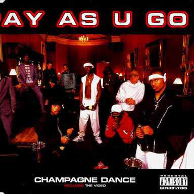 "Pay As U Go "" Champagne Dance"""