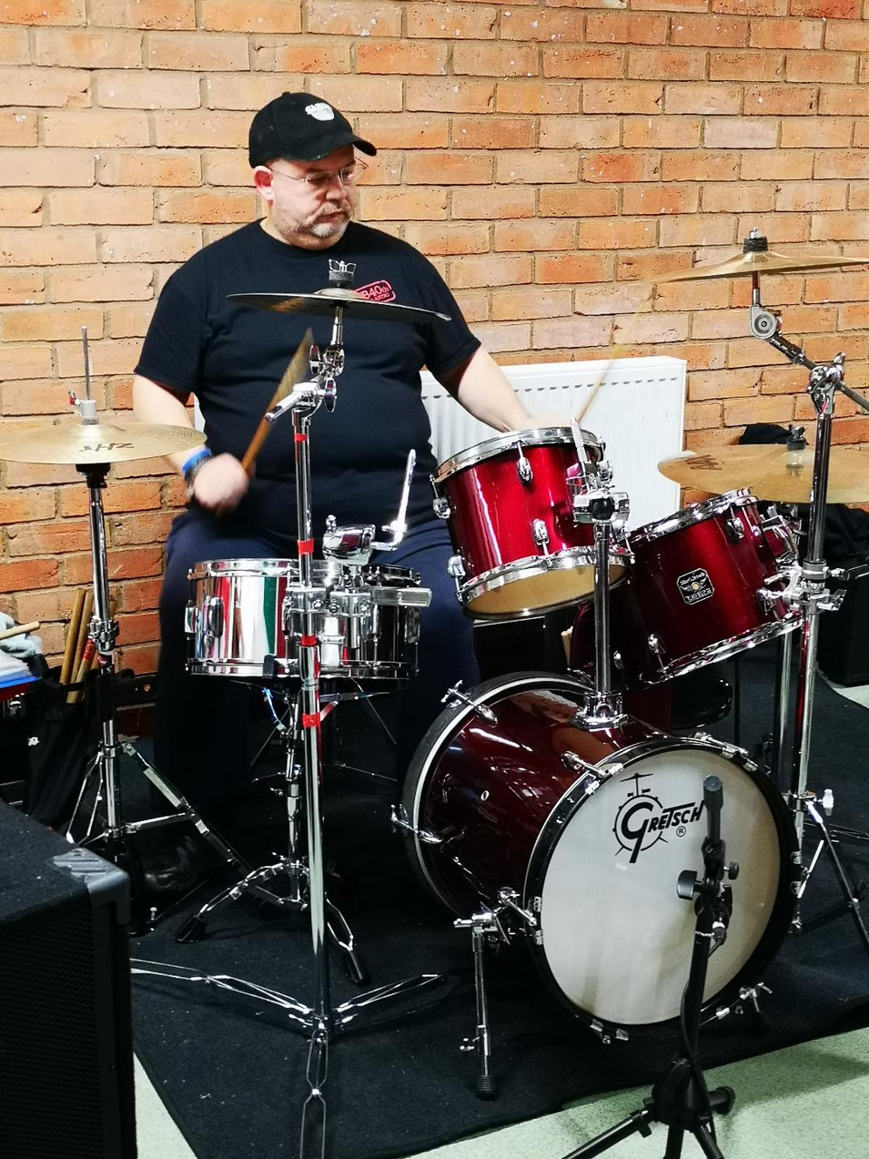 Jazz kit in action