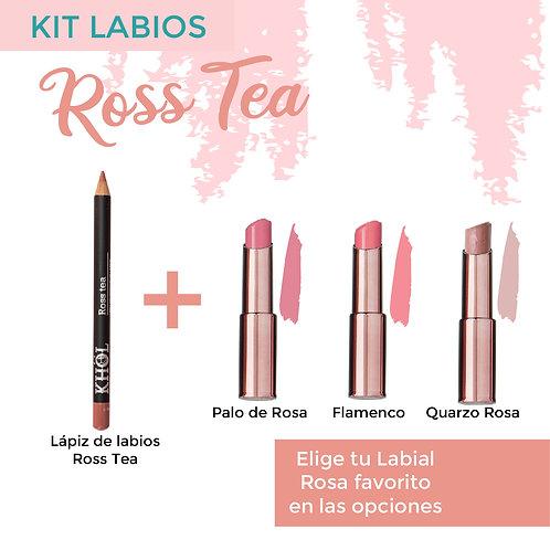 Kit Labios Ross Tea