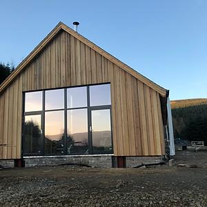 Glentress Passive House