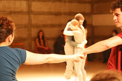 תכנית להכשרת רקדנים יוצרים