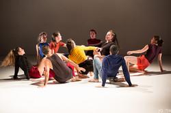 ערב מסכם תכנית להכשרת רקדנים יוצרים