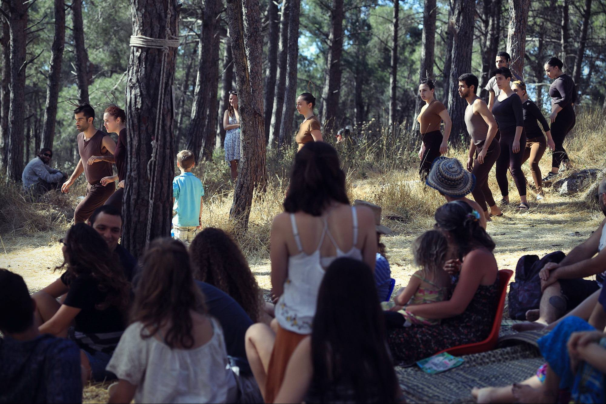 פסטיבל יערות מנשה