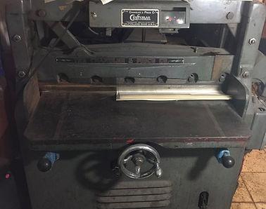 guillotina craftsman