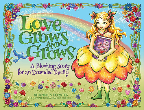 Love Grows And Grows (Paperback)