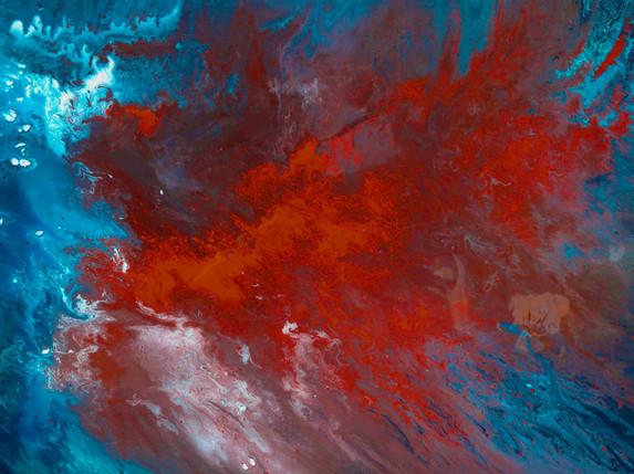 Kamokuna Ocean Lava