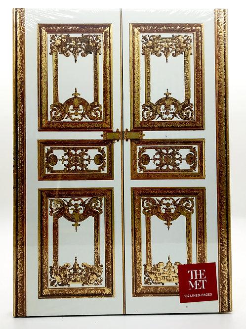 Versailles Gilt Door Journal