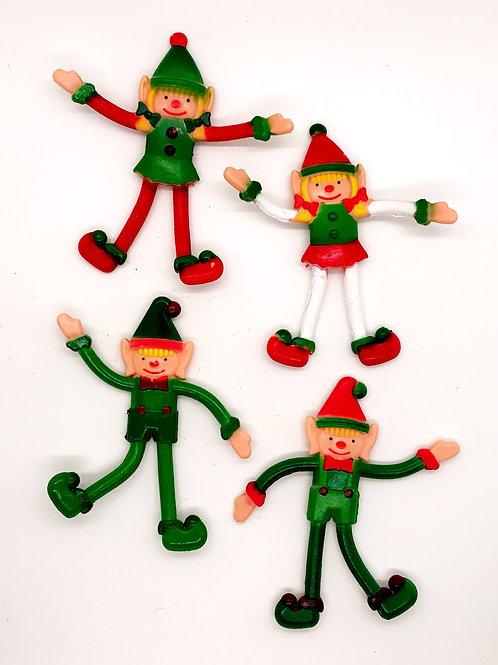 Bendable Christmas Elf