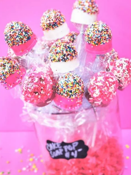 Cake Pop Soap On A Stick