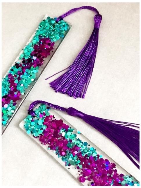My Very Own Mermaid Handmade Acrylic Bookmark