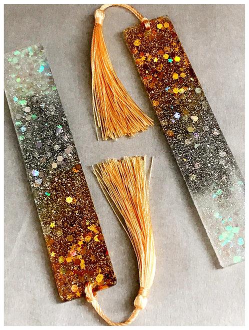 Glitz + Glam Bookmark