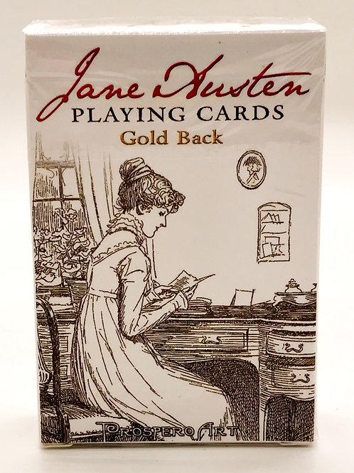 Jane Austin Playing Cards