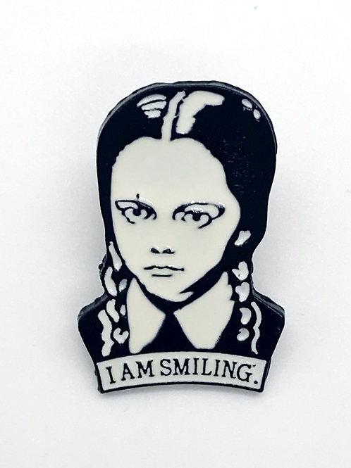Wednesday Addams Pin