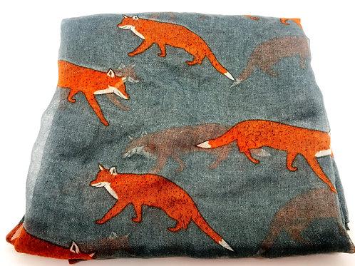 Sly Fox Shawl / Scarf