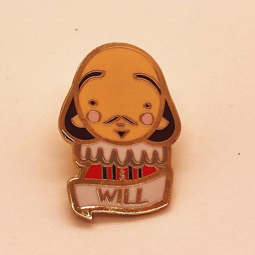 Baby Will Pin