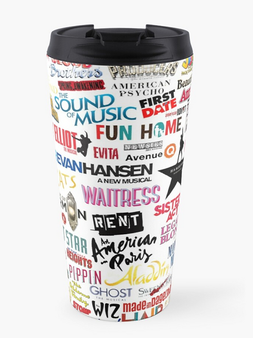 Broadway Travel Thermos