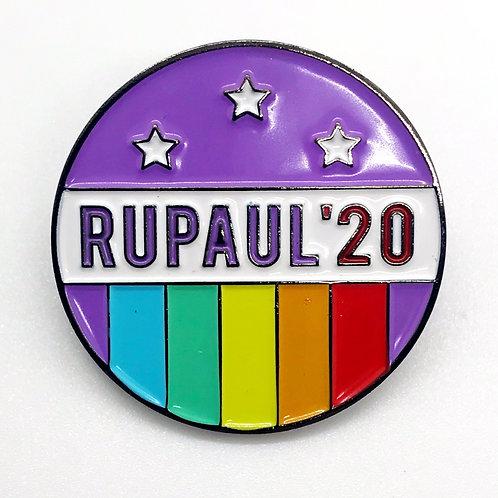 RuPaul '20 Pin