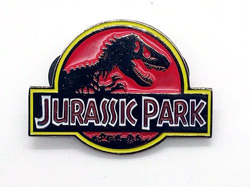 Jurassic Park Pin