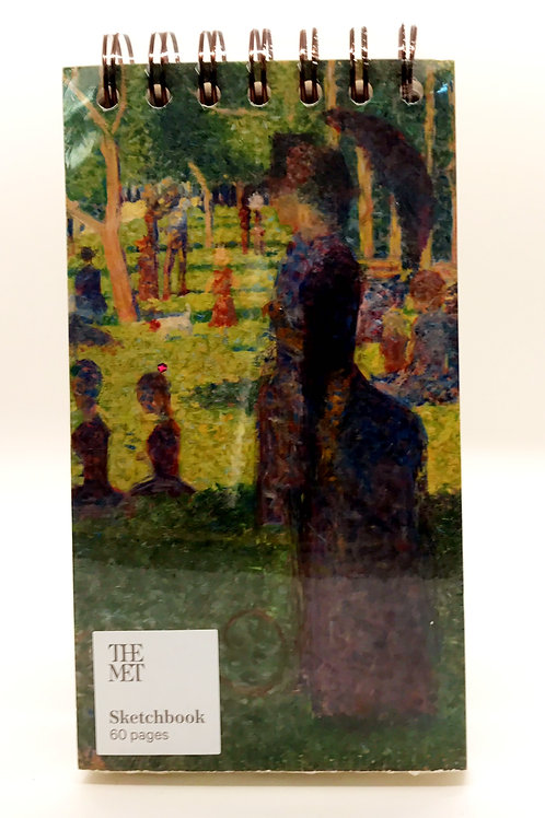 'A Sunday on La Grande Jatte' Sketch Book
