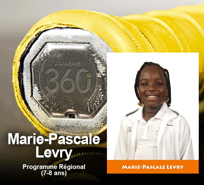 Évolution + Détermination = Marie-Pascale Levry