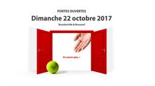 Premières portes ouvertes (360) de la saison - Bienvenue à tous !