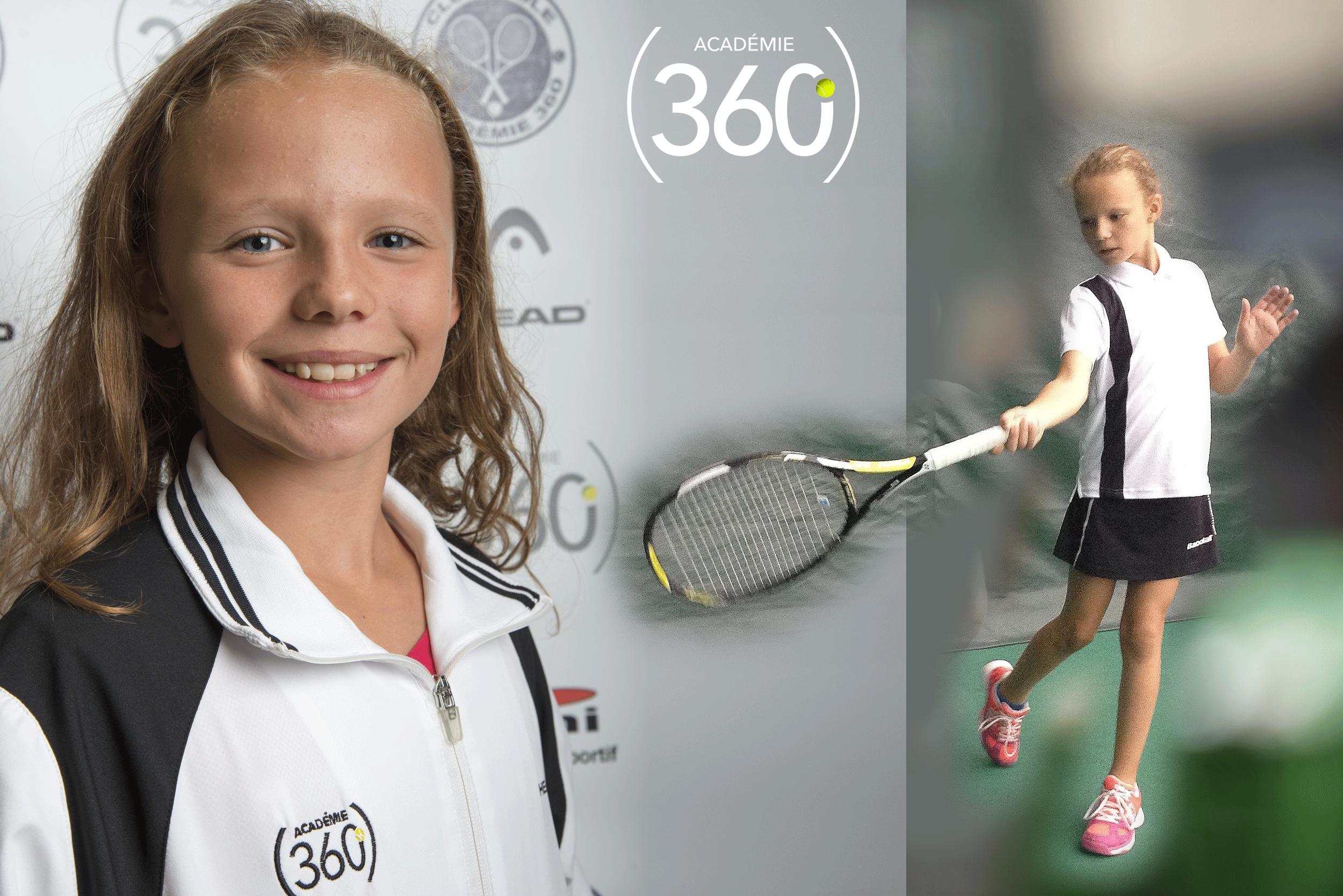 Josie Usereau Académie 360