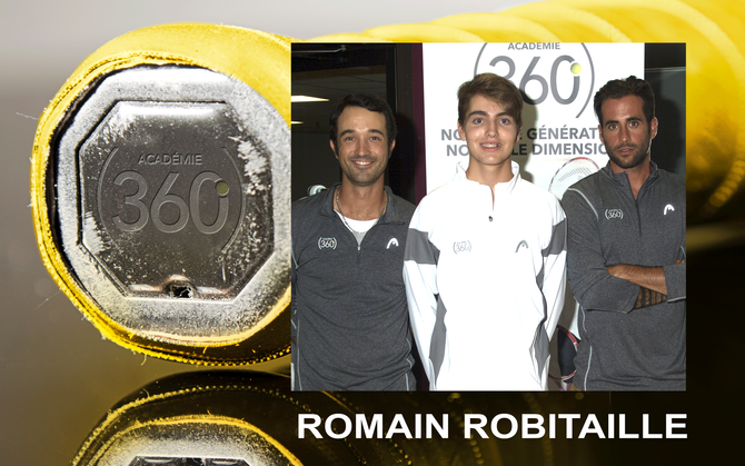 Bravo Romain  !